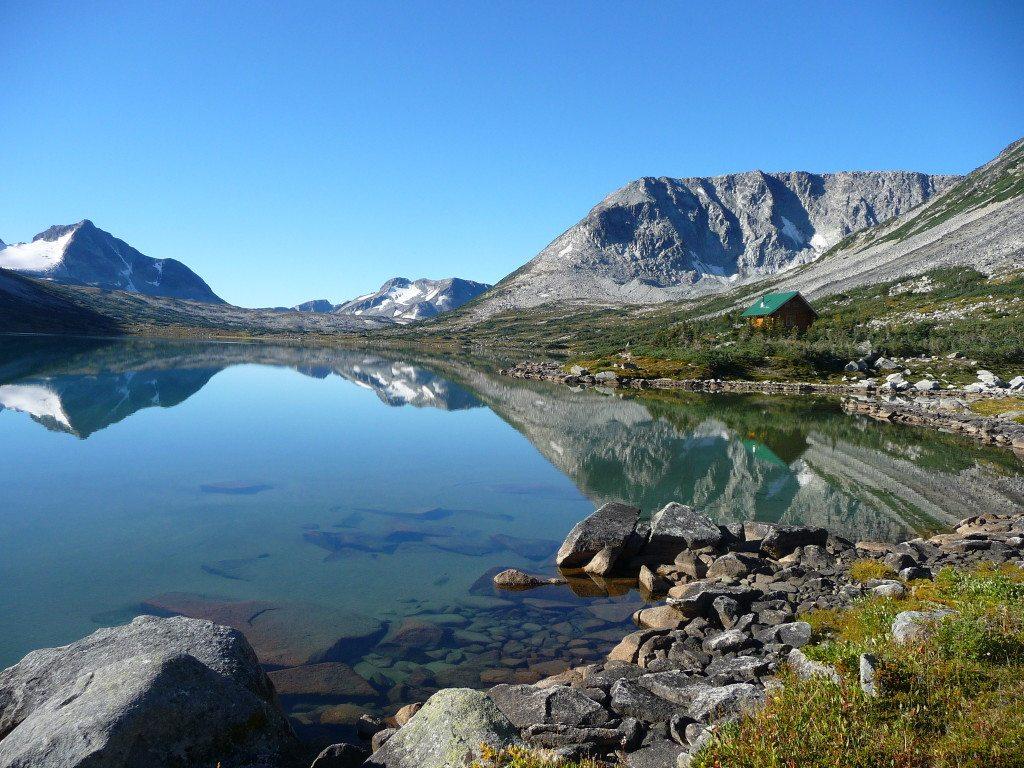 Wilderness Base Camp Coast Mountains BC