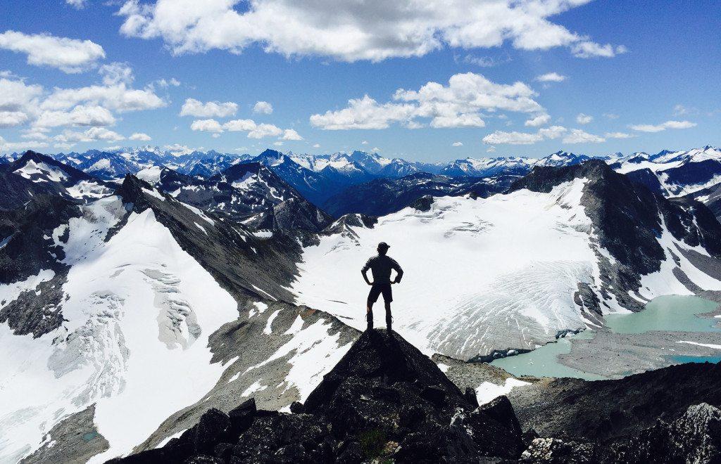 Summer Summit Coast Mountains