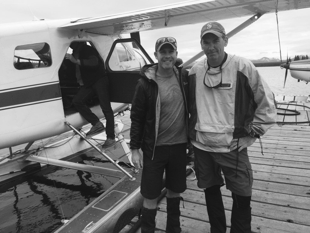 Gearing up for the West Chilcotin Back Country