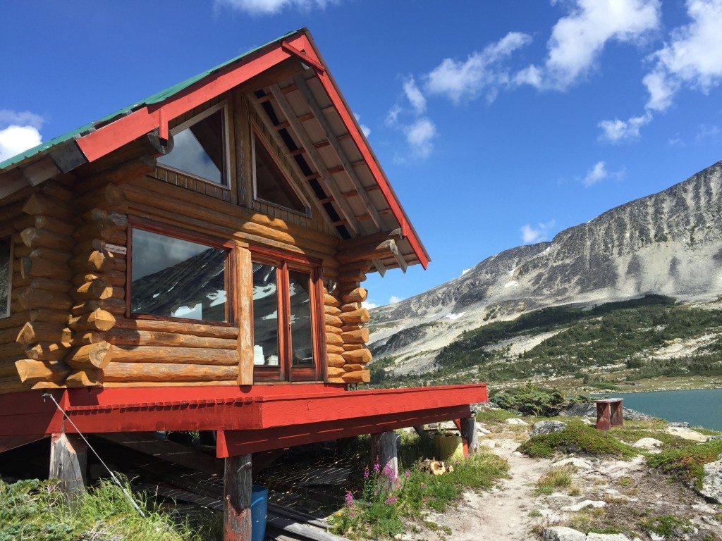 Yoho Adventures Wilderness Base