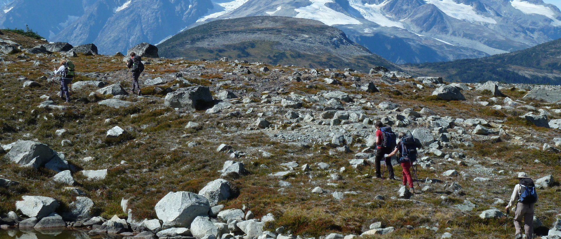 guided hiking trips