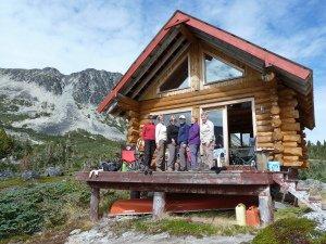 Alpine Hiking BC