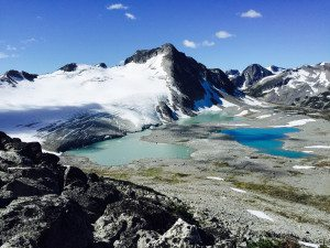 Guided hiking trips canada wilderness