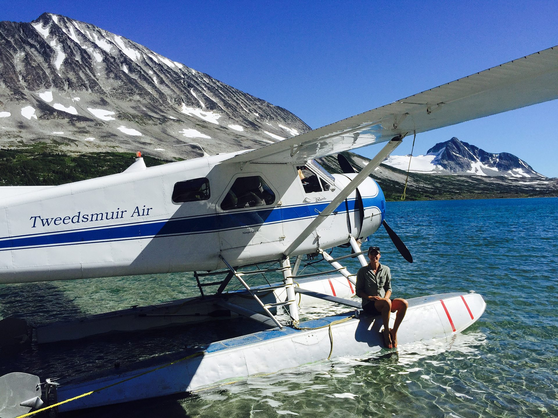 Float Plane Wilderness
