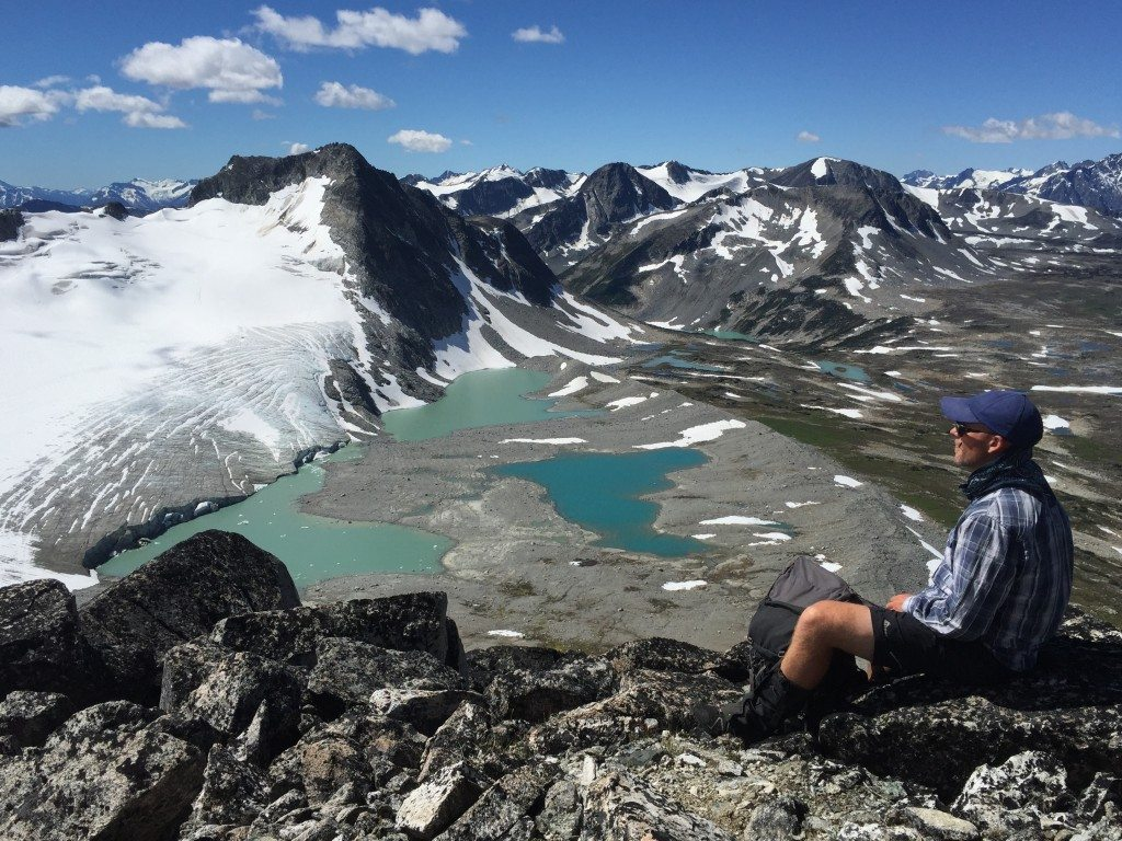 Wilderness Peak BC Yoho Adventures