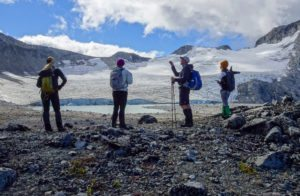 Guided Hiking Trips Canada