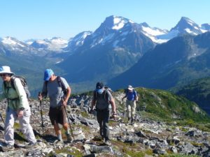 Canadian Hiking Vacations