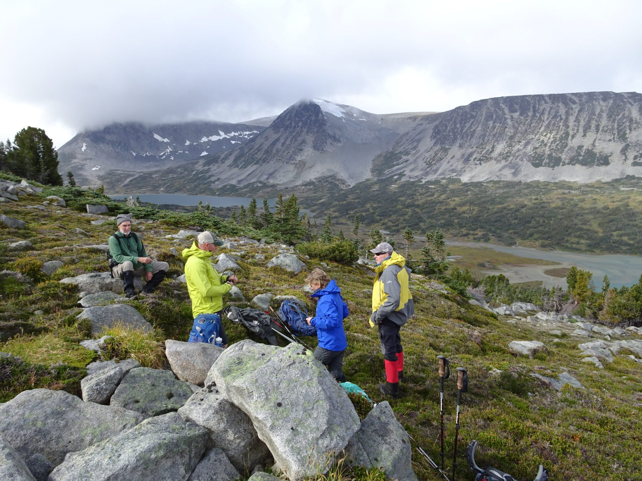 Experience Remote Canadian Wilderness Hiking
